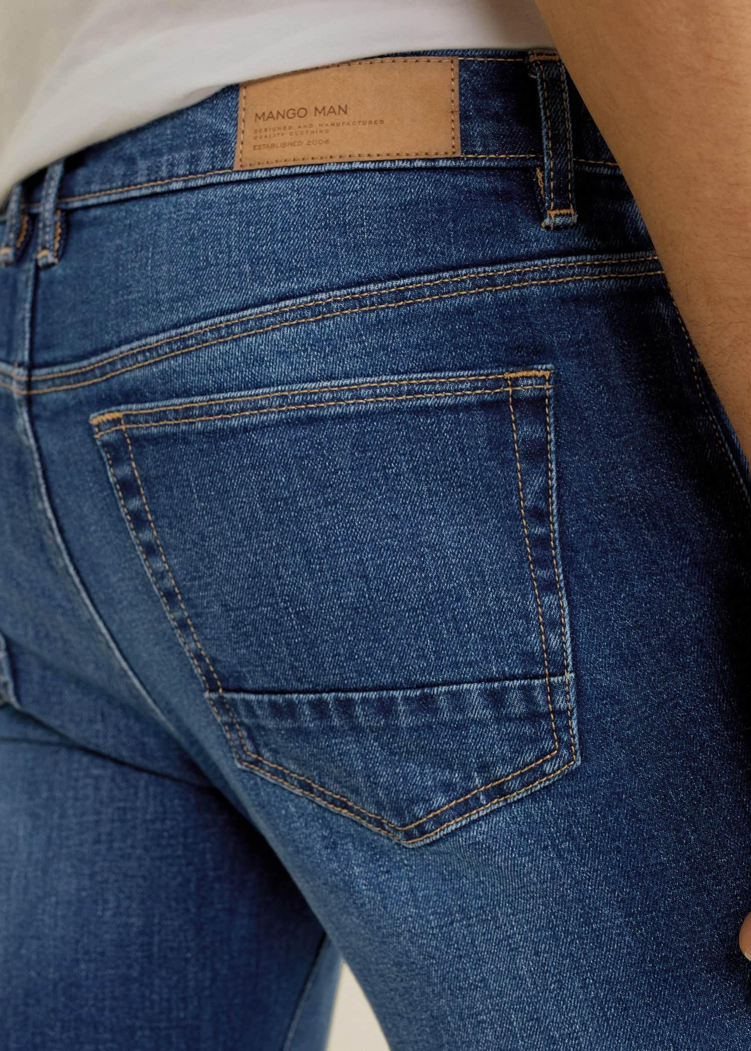 Jeans voor Heren 2019   Mango Man Nederland