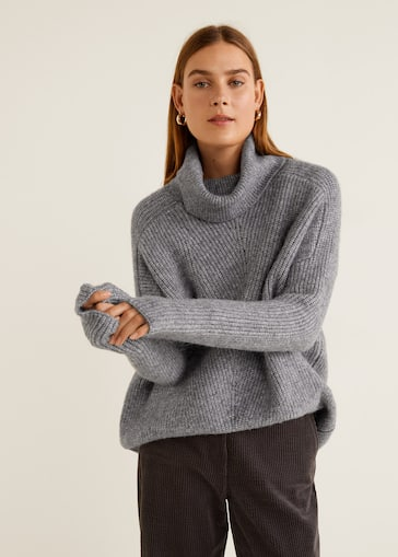 info pour fd11f 6fc2b Turtle neck sweater