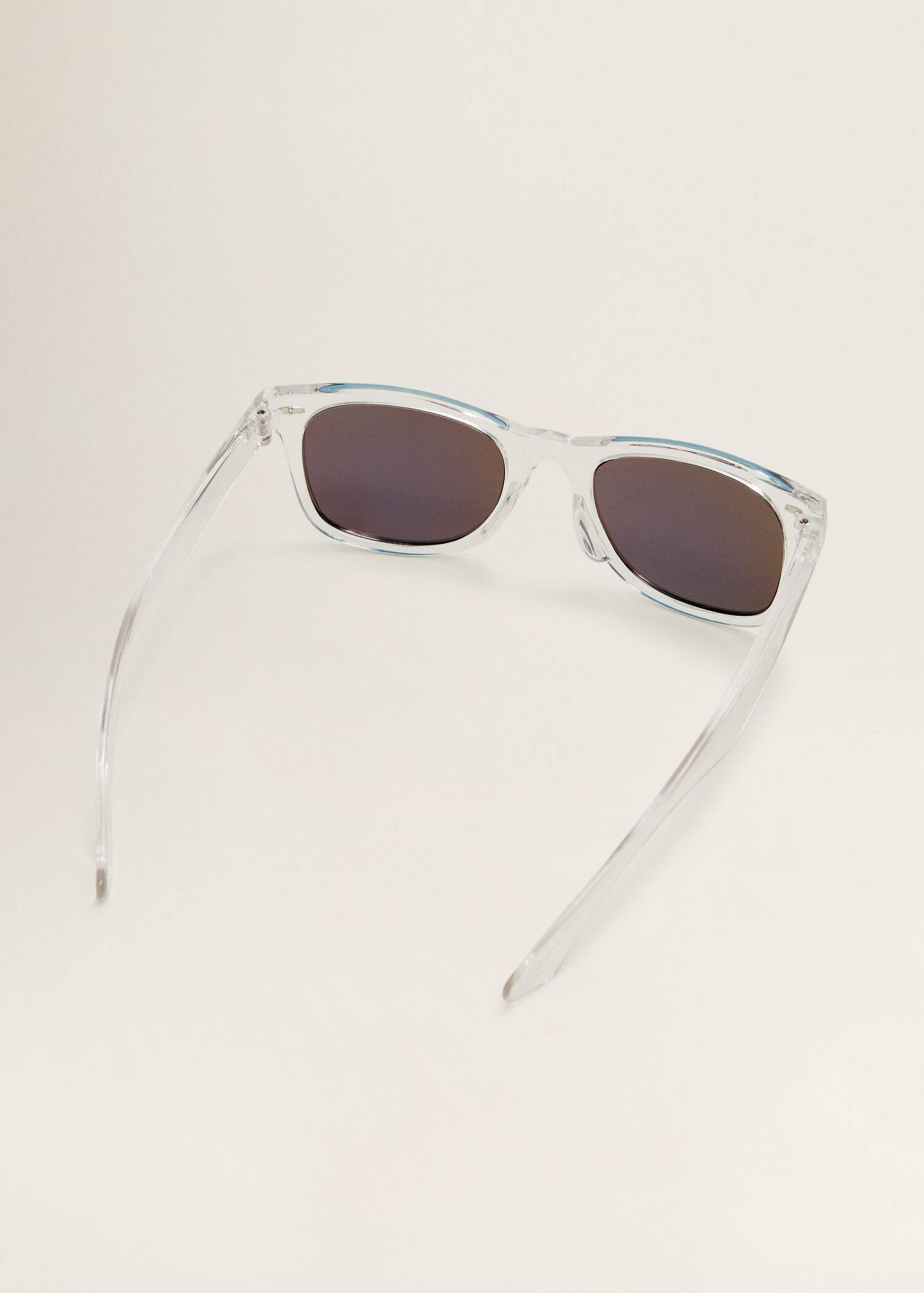 BoysMango Frame Sunglasses Kids Clear Croatia 3jcR5AL4q