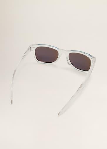 29d5ede90 نظارات شمسية إطار شفاف - أولاد | Mango Kids البحرين