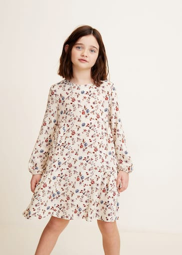 c6b8986a3a5 Φορέματα for Κορίτσι 2019   Mango Kids ΜΑΝΓΚΟ Κιντς Ελλάδα