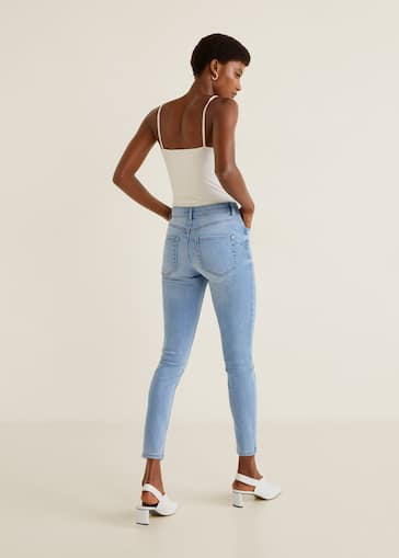 8dd5698f1a Jeans skinny Noa - Reverso del artículo