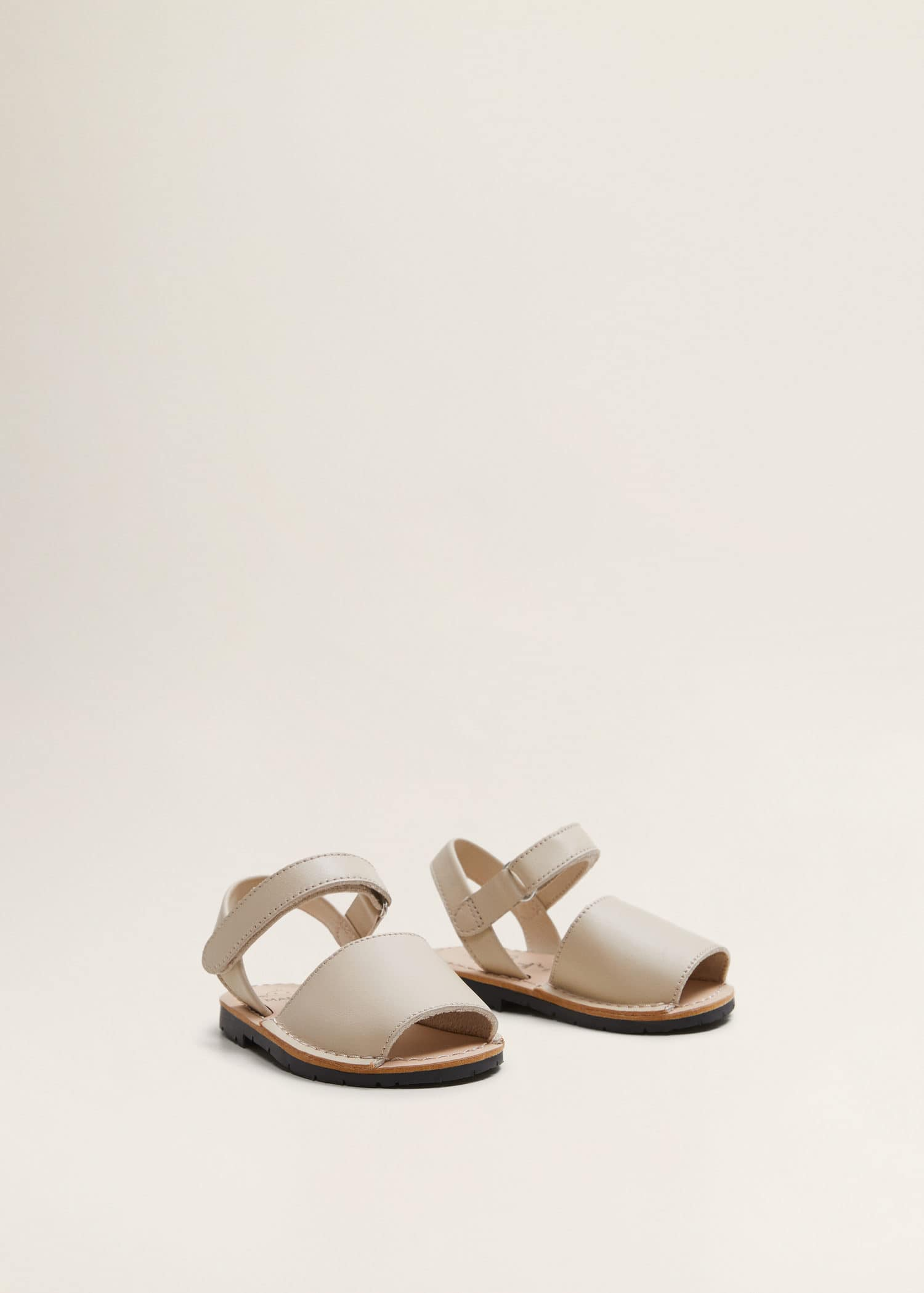 c2644a07e9b82 Leather sandals - Girls