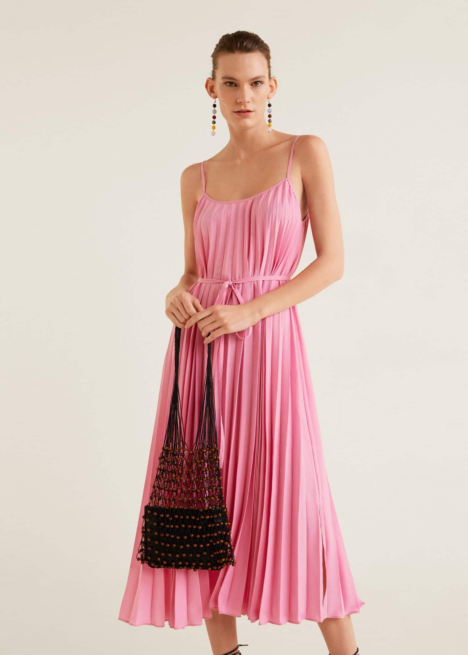 Shiny Camo Satin Formal Dresses