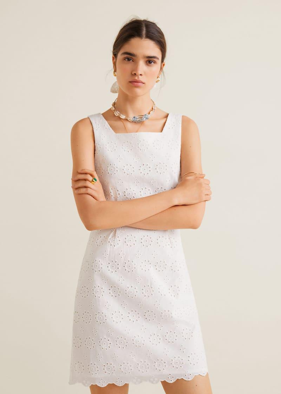 buy online 1422e 526b4 Kurze kleider - Kleider für Damen 2019 | Mango Deutschland