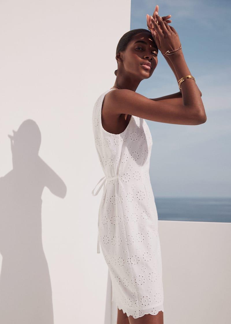 buy online 55d34 52abf Kurze kleider - Kleider für Damen 2019   Mango Deutschland