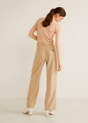 101638b20d Wool suit pants - Women