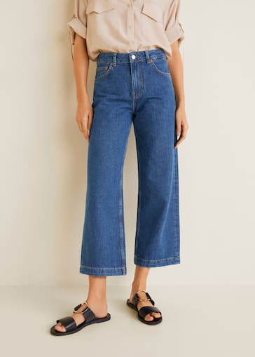 timeless design c6941 0e800 Culotte relaxed jeans