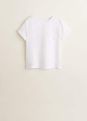 45c6bc98eae8c Linen blouse - Woman