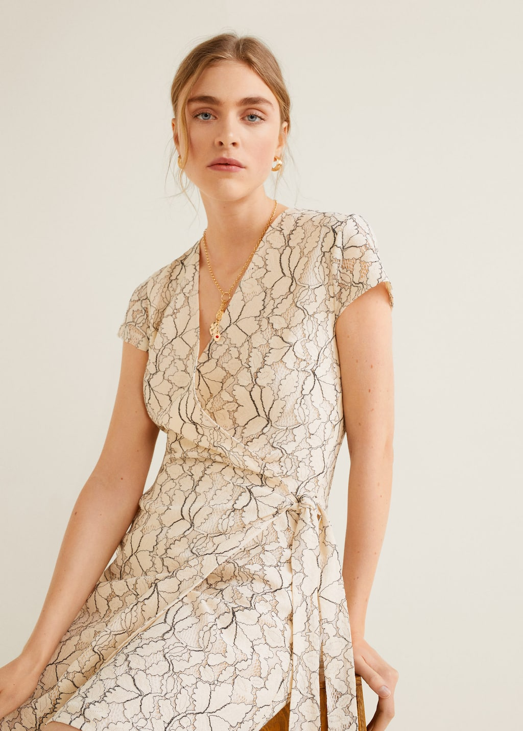 Floral embroidery dress - Women  OUTLET USA