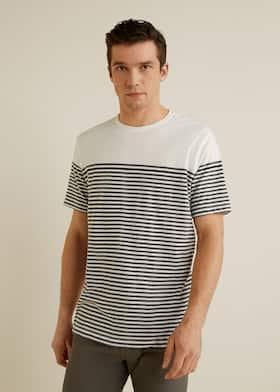 28a3b2bb8 Camisetas de Hombre | Mango Man España