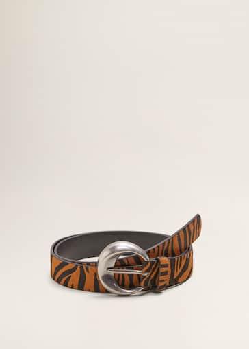 grand choix de f0a50 5bef5 Buckle leather belt