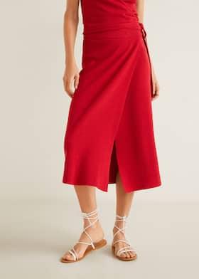 c743577fd9 Skirts for Woman 2019   Mango Macedonia