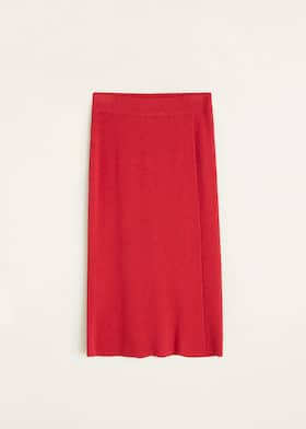 fd516166d8 Towel fabric skirt - Woman | Mango Indonesia