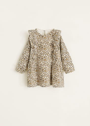 mejor valor muchos estilos bastante agradable Animal print dress