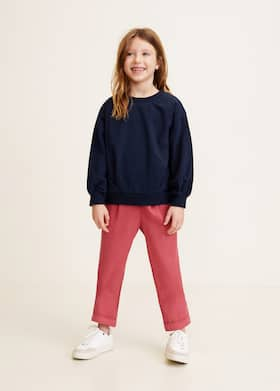 c21e8b1e0fd8 Pantaloni diritti soft - Piano medio