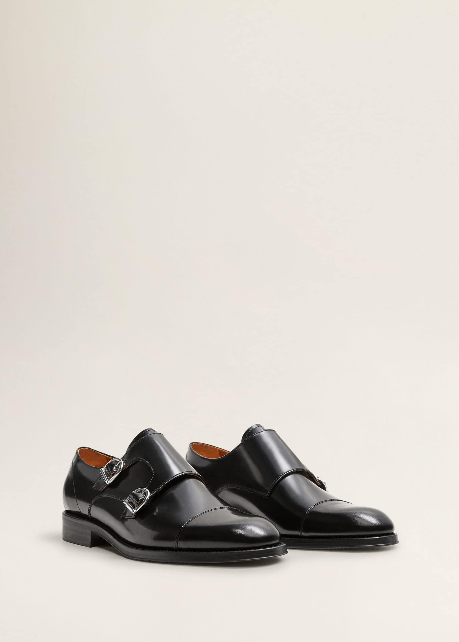 Monkstrap Zapatos Monkstrap Piel Zapatos Zapatos Piel Monkstrap Piel qrqxYFC