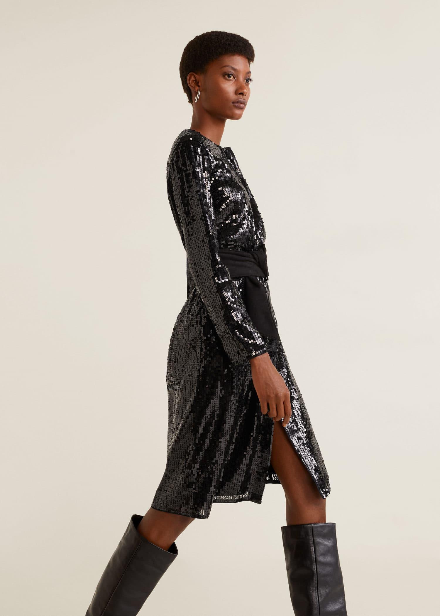 Fête - Robes pour Femme 2019   MANGO France b64572a3b82b