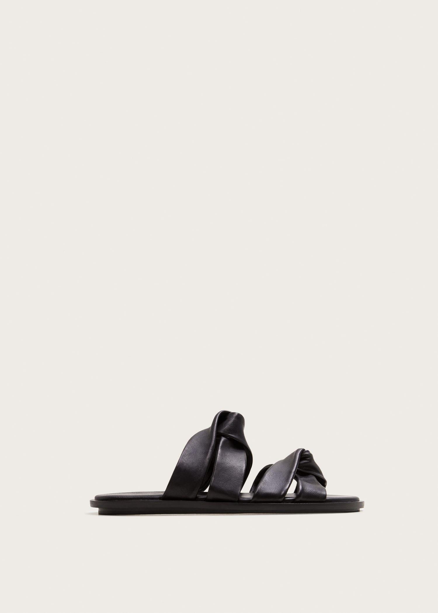 Piel Zapatos Tallas grandes 2019   Violeta by Mango USA