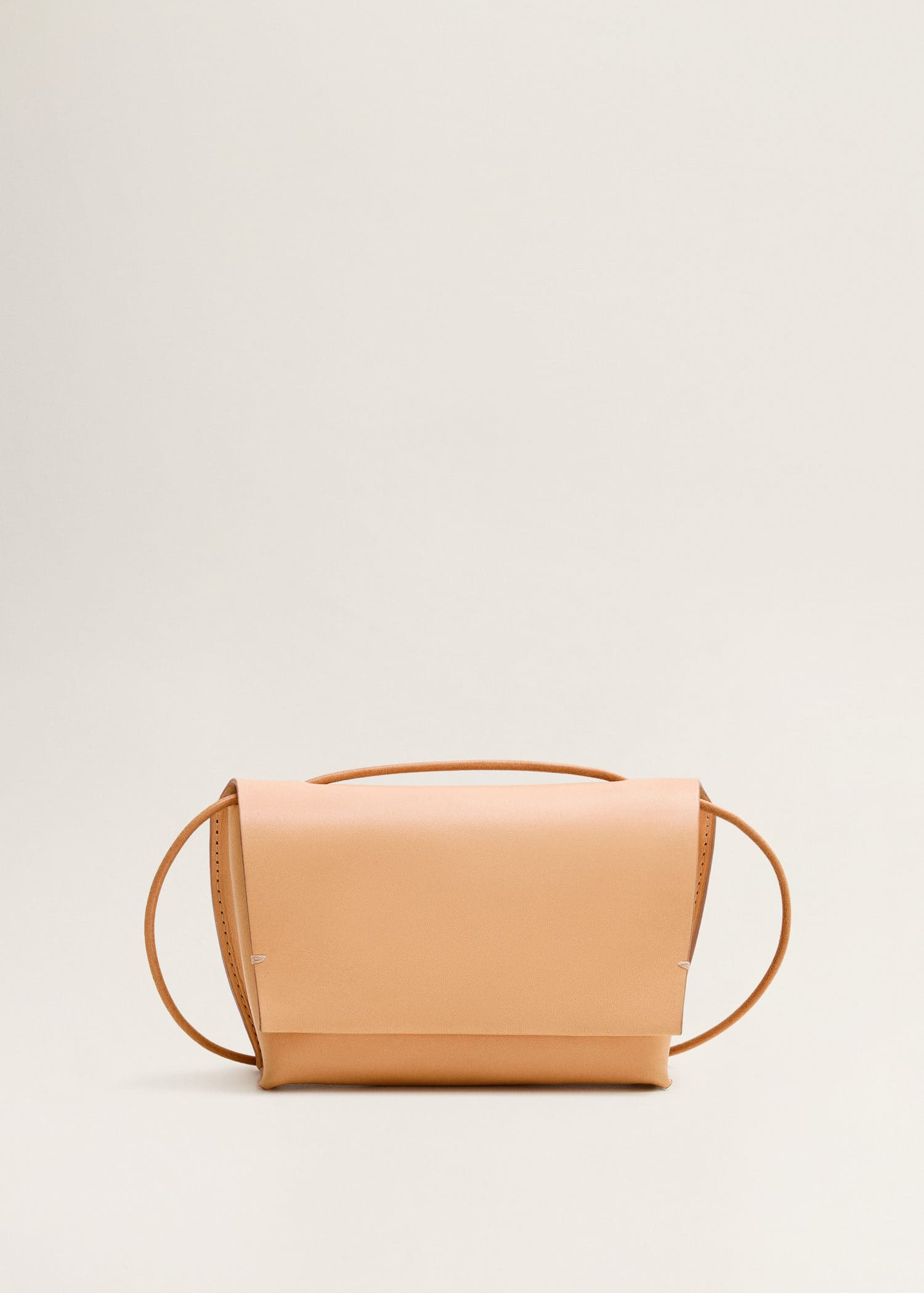 b86be0e90eed Leather mini bag - Article without model