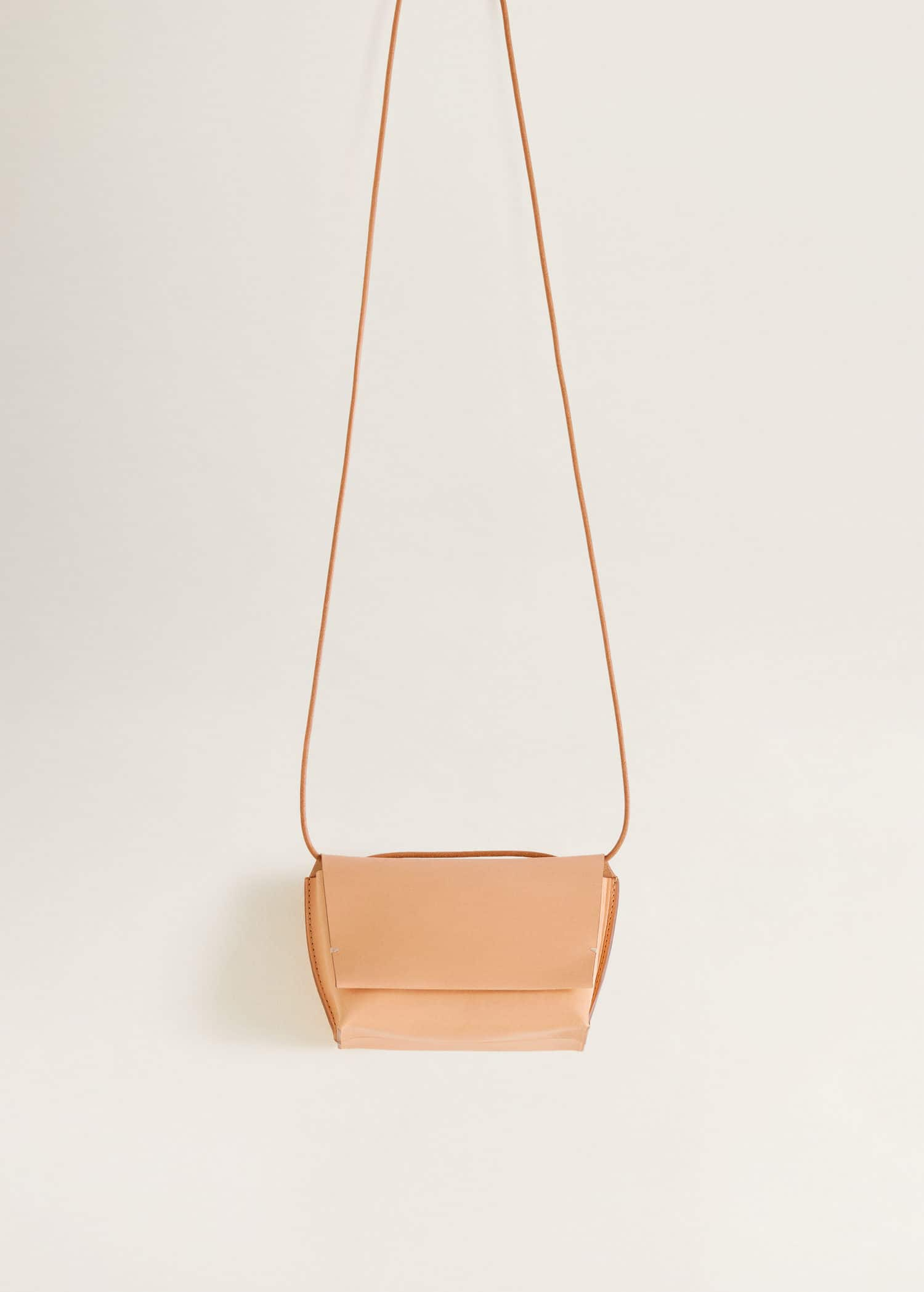 f5a9f042f54c Leather mini bag - Details of the article 3
