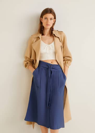 6e726203a Skirts for Women 2019 | Mango USA