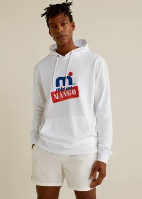 ff5e7a63 Collegegensere - Menn | Mango Man Norge