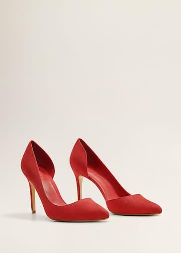 8df8523c9f Asymmetric stiletto shoes - Women
