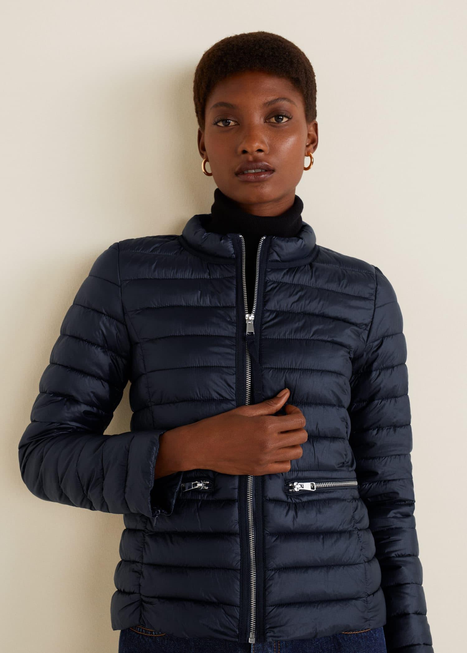 Abrigo corto mujer 2019