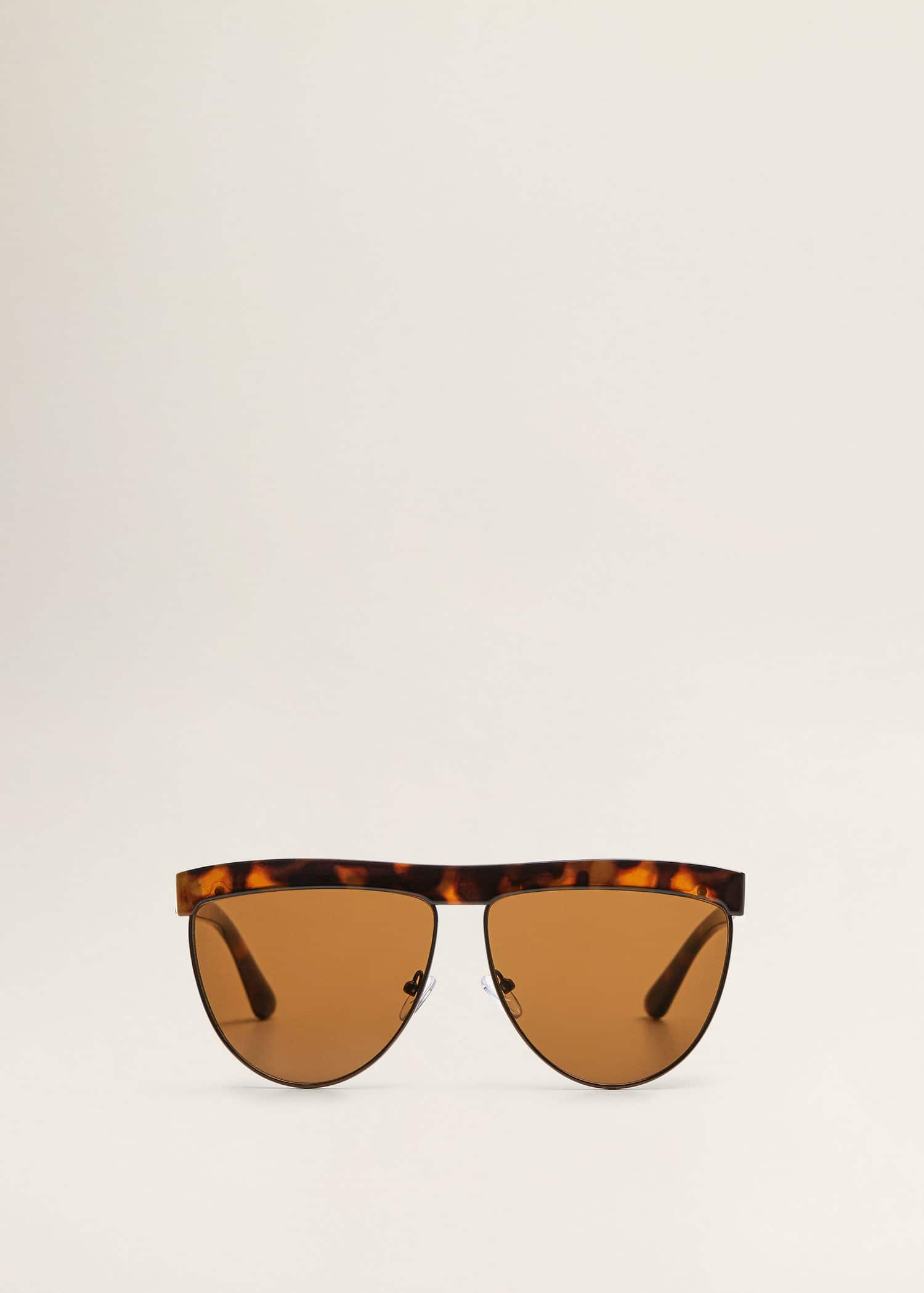 a9e3cfd3444c Tortoiseshell retro sunglasses - Woman | Mango India