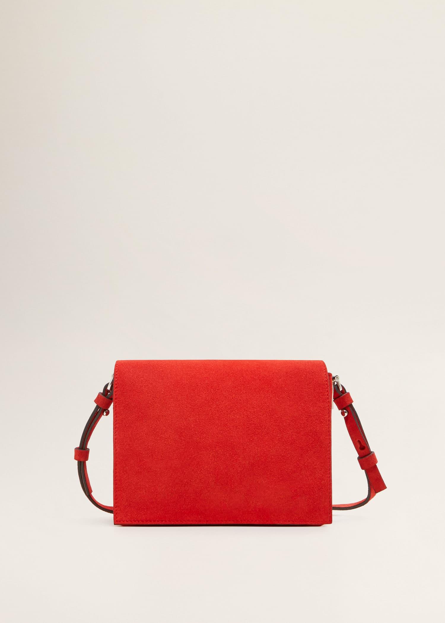 Mini sac cuir Femme | MANGO Maroc