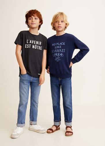 4a231e79e4 Faded slim jeans - Boys