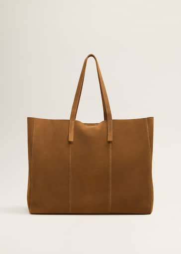 163ba30f499e2 Shopper-bag aus leder - Damen