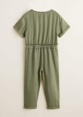 8d3cadd5048e Long soft jumpsuit - Girls