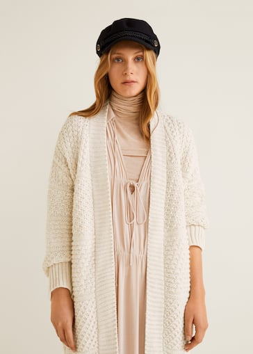 100% autentico 84d79 5a12a Open knit cardigan
