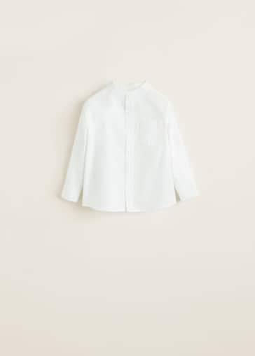 e6b48ab61d Camisa cuello mao - Artículo sin modelo. Selecciona tu talla