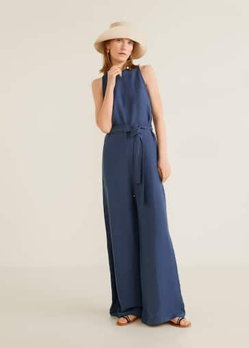 c4f489562e Jumpsuits for Women 2019 | Mango United Kingdom