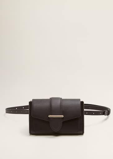 Mango crossbody belt bag