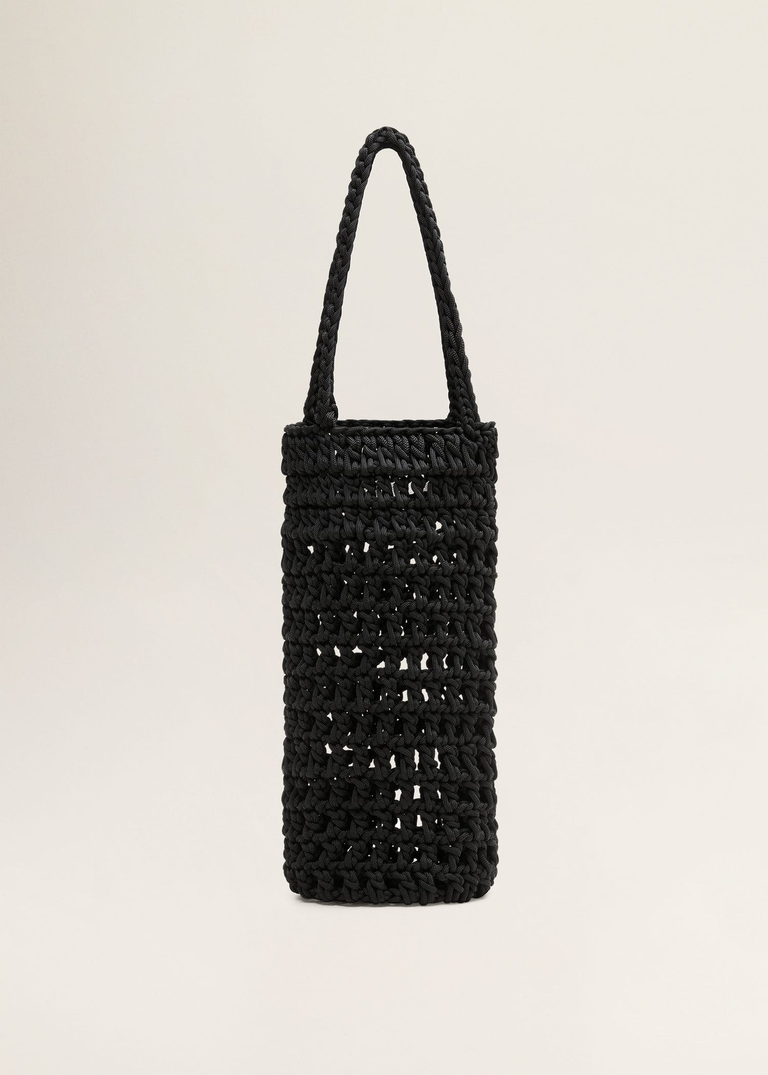 Sac Crochet Fait Main Femme Mango France