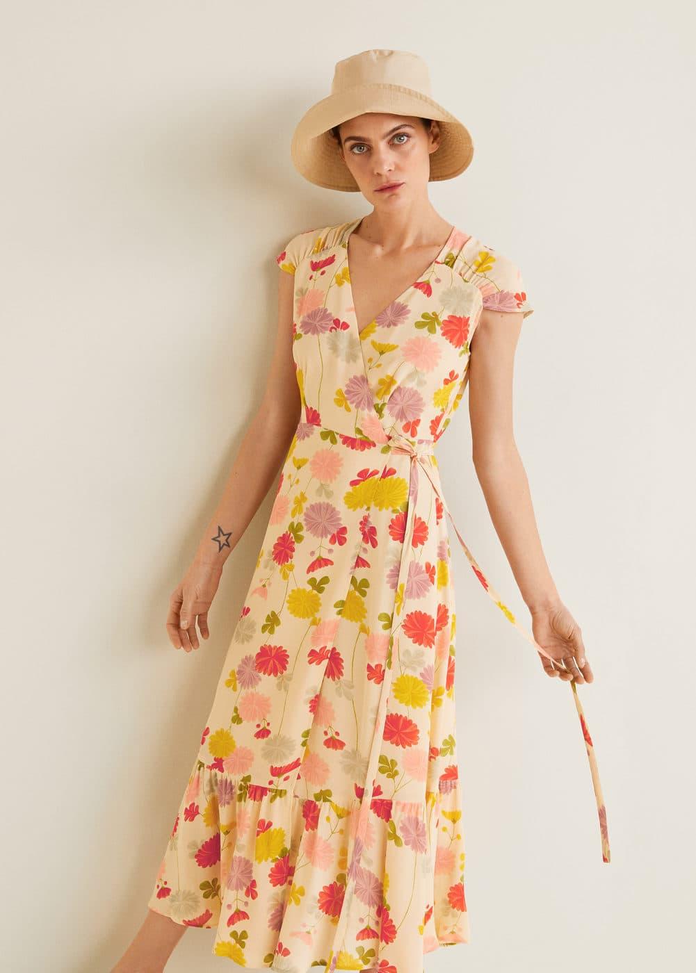 e0988c916e9799 Floral print dress - Women