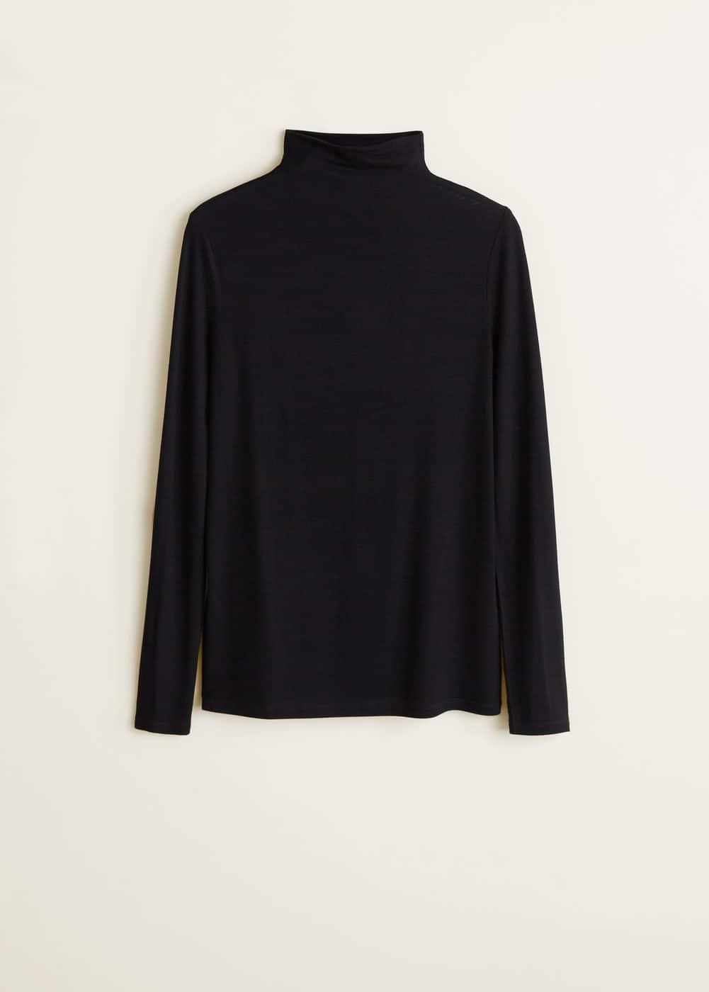 917404387 Flecked t-shirt - Woman | Mango Malaysia