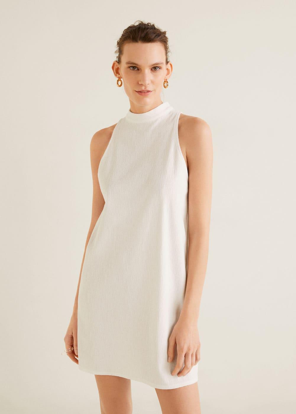 Perkins neck dress -  Woman | OUTLET Estonia
