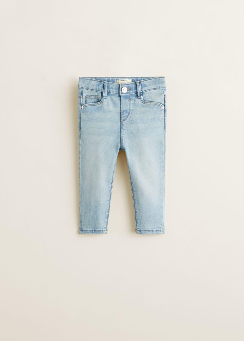 Mango - Slim Fit Jeans - 1