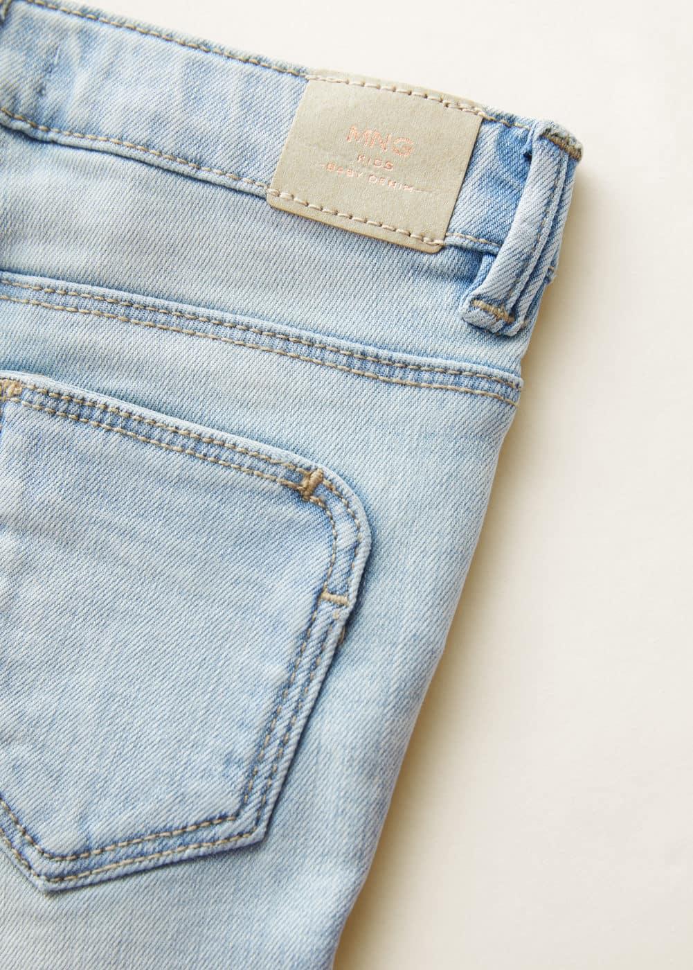 Mango - Slim Fit Jeans - 3