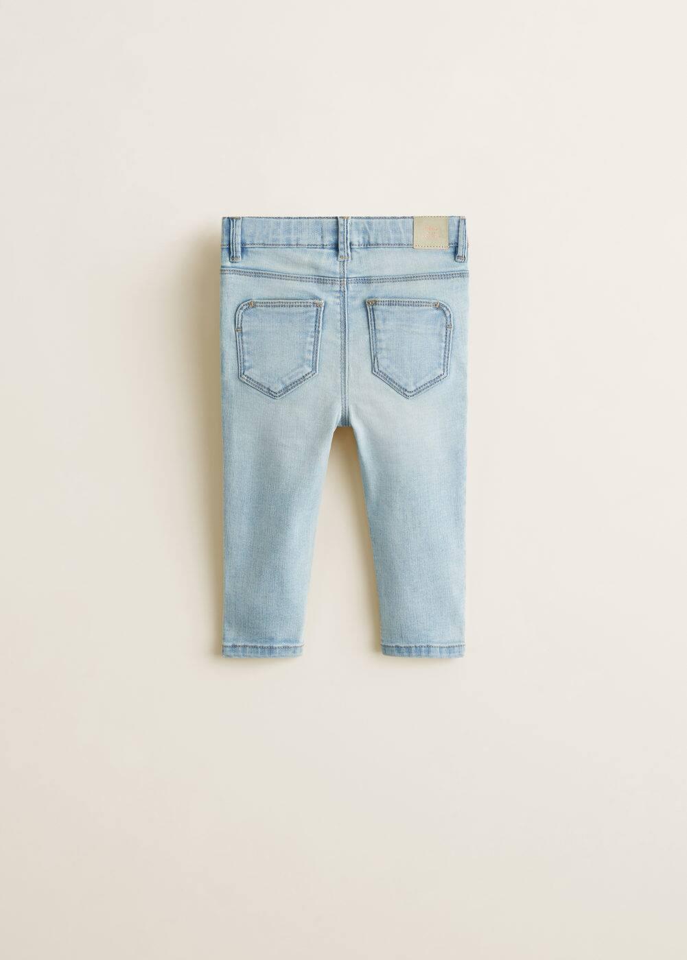 Mango - Slim Fit Jeans - 2