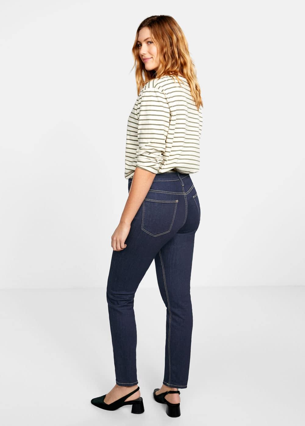 Mango - Slim Fit Jeans Susan - 3