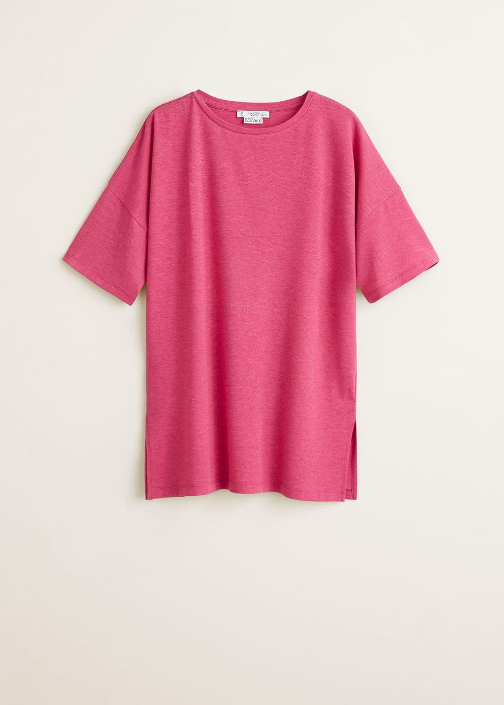Mango - Camiseta básica - 6
