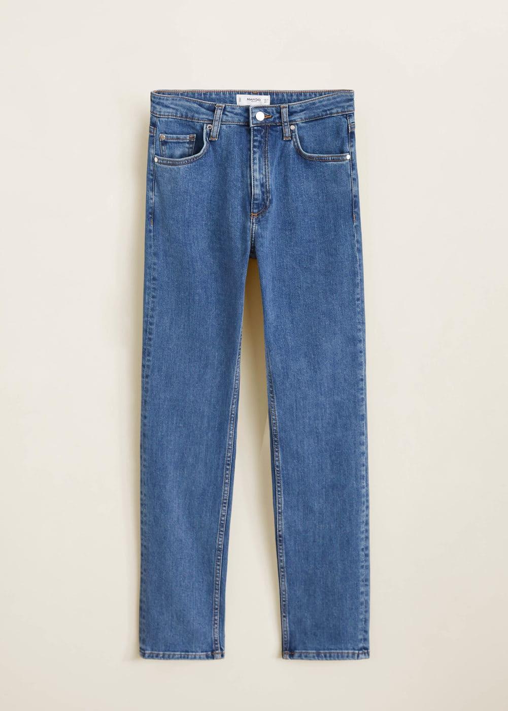 Mango - Jeans straight Anna - 6
