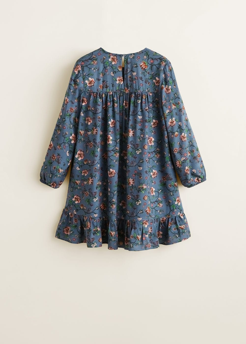 Mango - Kleid mit Blumendruck - 5