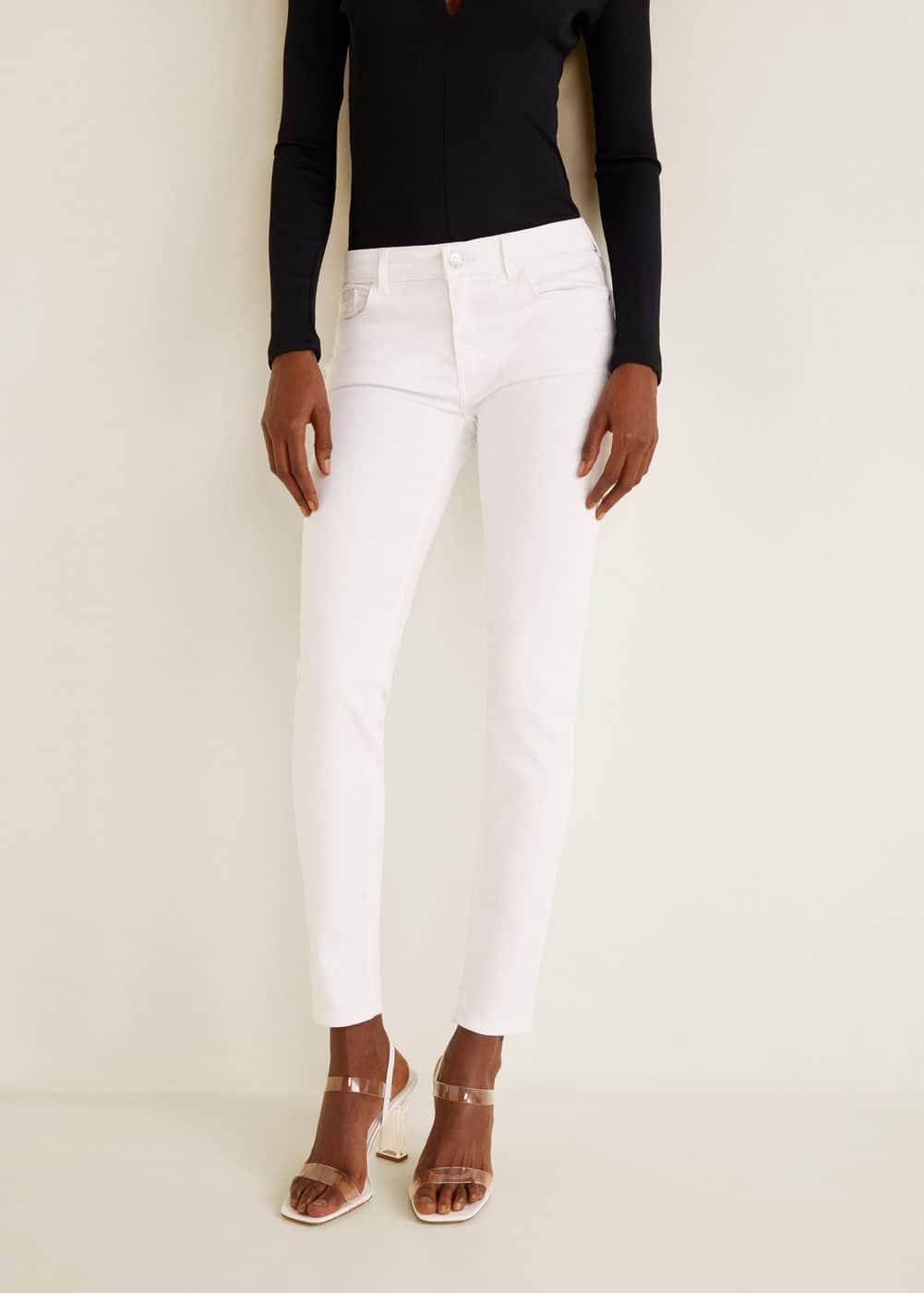 Mango - Skinny Push-Up Jeans Kim - 1
